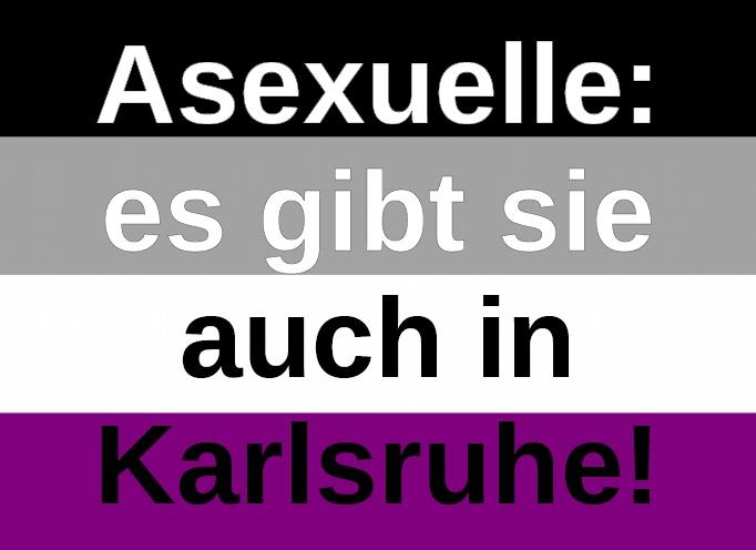 Flyer Stammtisch Karlsruhe - Vorderseite