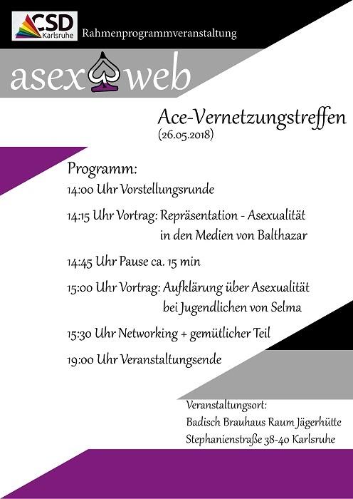 Ace-Vernetzungstreffen in Karlsruhe am 26.05.18